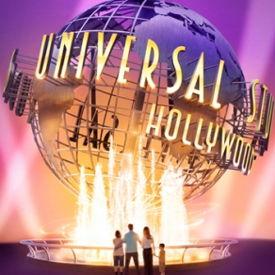 Universal Studios Hollywood Theme Park
