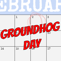 Advanced Quiz for Groundhog Day