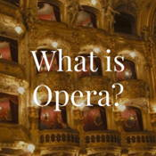 Introduction to Opera: Be an Opera Star