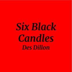 Six Black Candles logo