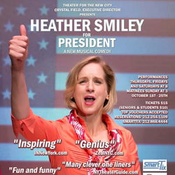 Heather Smiley for President