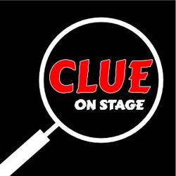 Clue: On Stage logo