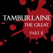 Tamburlaine The Great Part II logo