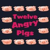 Twelve Angry Pigs