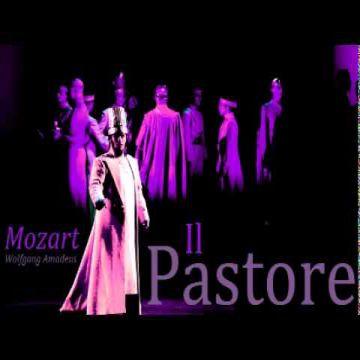 Il re pastore (The Shepherd King) logo
