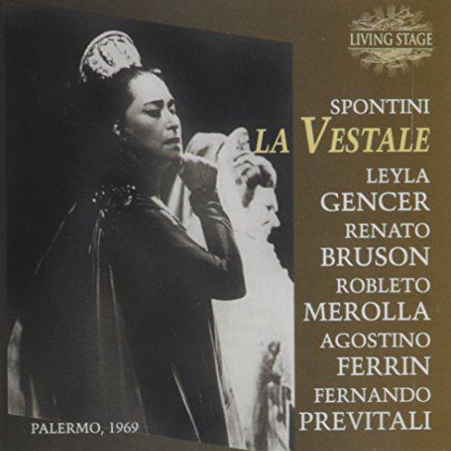 La Vestale (The Vestal Virgin)