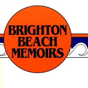 Brighton Beach Memoirs logo
