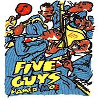 Five Guys Named Moe