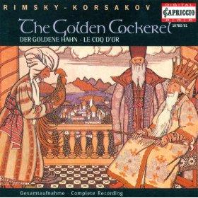 The Golden Cockerel logo