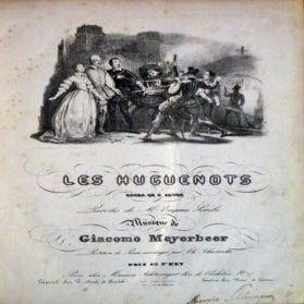 Les Huguenots logo