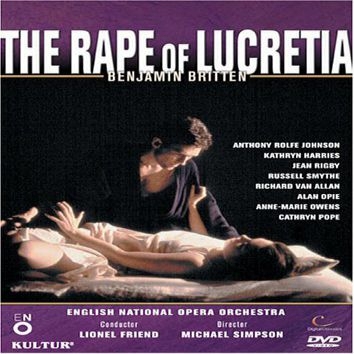 The Rape of Lucretia logo