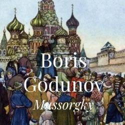 Boris Godunov logo