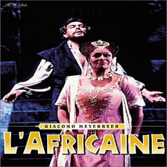 L'Africaine (The African Woman...