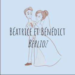 Béatrice et Bénédict logo