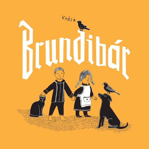 Brundibár  logo