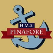 H.M.S Pinafore logo