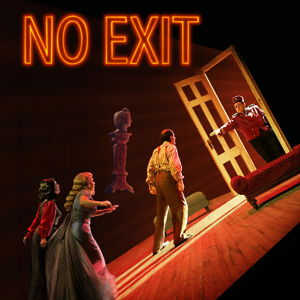 the description of afterlife in the play no exit Jean-paul sartre's no exit, written in the waning years of world war ii, is a play which ironically allegorizes the existentialist philosophy, in a one act scene depicting hell the effect this iconic work had on the faithless era, made sartre a.