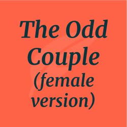 The Odd Couple (female version) (Play) Plot & Characters