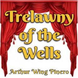 Trelawny of the Wells logo